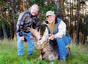 David Theis and Bryan Fitzgerald - Fallow Deer